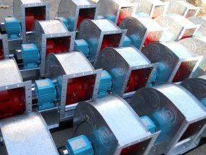هواکش-تهویه-هواکش صنعتی-تهویه صنعتی-هواکش دمنده و مکنده-فن تهویه-سانتریفوژ-فن سانتریفیوژ
